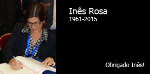 Obrigado Inês Rosa