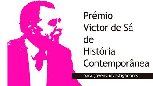 Prémio de Victor de Sá de História Contemporânea 2018