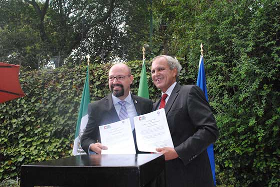 México: Assinatura de Protocolo de Cooperação entre o Camões, I.P. e a Universidad Latina de America (Morelia)