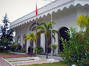 parlamento timor