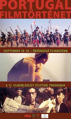 45 anos de cinema português  em Budapeste